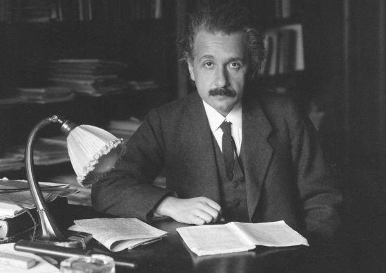 Няма утеха за двойкаджиите: Айнщайн е бил отличен ученик