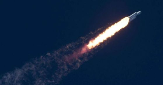 SpaceX разположи 24 спътника на планираните орбити