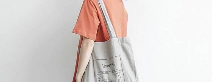 Памучната торба е може би най-лошата замяна за найлонова торбичка